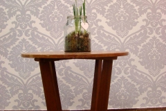 '60 Antique Side Table