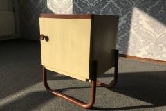'70 Art Deco Side Table