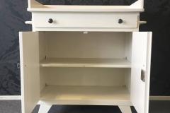 '70 cabinet open