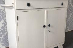 '70 cabinet restored closed