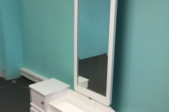 Beautiful Bedroom Turnable Mirror