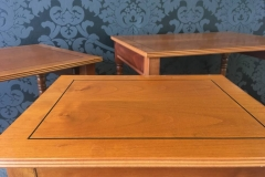 Colonial Cherry Wood Tables
