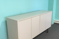 Vintage Cabinet Grey Closed - Copy