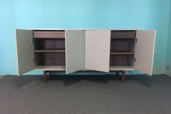 Vintage Cabinet (NEW) Open