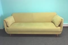 Yellow Sofa Vintage Remake VTwonen